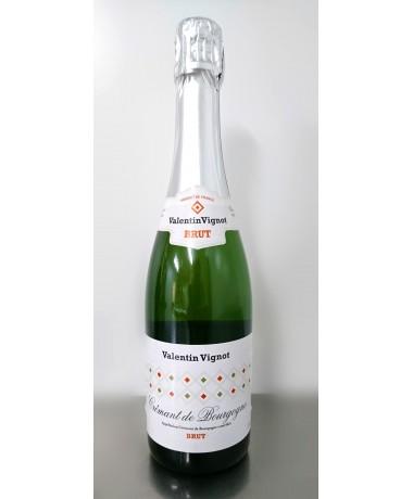Crémant de Bourgogne Valentin VIGNOT 0,75CL