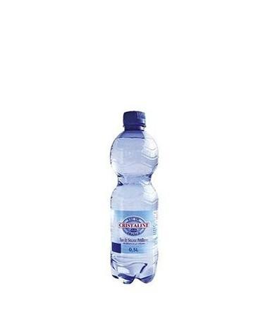 Cristaline gazeuse 0.5 L