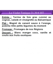 LE VIOLET TONIQUE