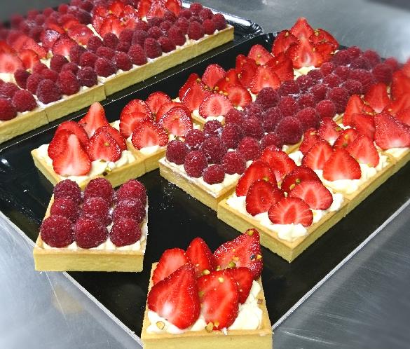 Les tartes aux fruits - Guzman et Délices